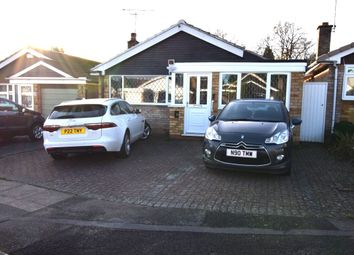 Thumbnail 3 bed bungalow for sale in Baxter Close, Tile Hill, Coventry