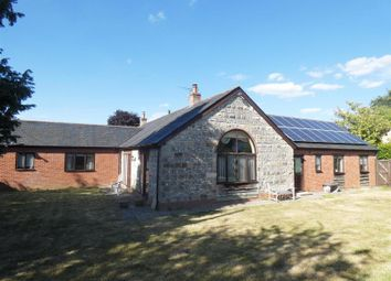Thumbnail 3 bed bungalow for sale in Fore Street, Wylye, Warminster