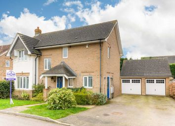 Thumbnail 4 bed detached house for sale in Wolverton Road, Castlethorpe, Milton Keynes