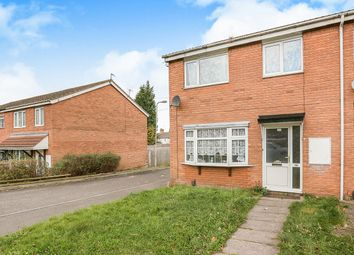 Thumbnail 3 bedroom terraced house for sale in Glentworth Gardens, Wolverhampton