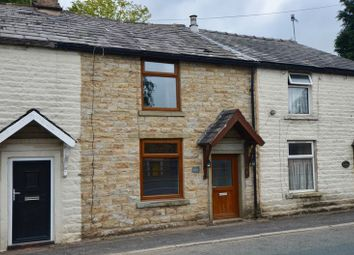 Thumbnail 2 bed cottage for sale in Manchester Road, Baxenden, Accrington