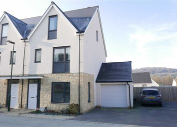 Thumbnail 4 bed semi-detached house for sale in Shearing Close, Dursley