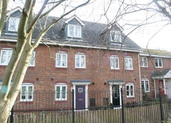 Thumbnail 4 bed town house for sale in Dudley, Netherton, The Beck