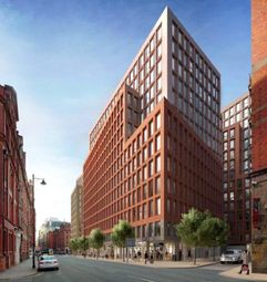 Thumbnail 2 bedroom flat for sale in Linter - Manchester New Square, Princess Street, Manchester, Greater Manchester