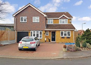 Thumbnail 6 bed detached house for sale in Marlowe Close, Billericay, Essex