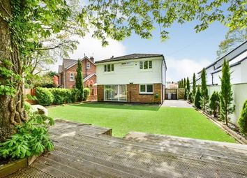 Thumbnail 4 bed detached house for sale in Paxford Place, Wilmslow, Cheshire, Uk