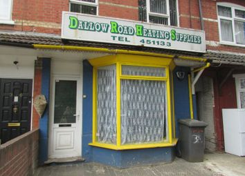 Thumbnail Retail premises to let in 34 Dallow Road, Luton