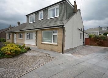 Thumbnail 5 bed semi-detached bungalow for sale in Windsor Crescent, Ulverston, Cumbria