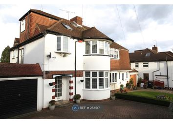 Thumbnail 4 bedroom semi-detached house to rent in Hawes Lane, West Wickham