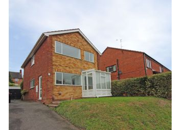 Thumbnail 3 bed detached house for sale in Aldersley Road, Wolverhampton