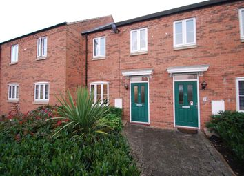 Thumbnail 2 bed terraced house for sale in Bishop Tozer Close, Burgh Le Marsh, Skegness