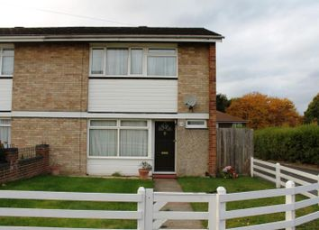 Thumbnail 4 bed semi-detached house to rent in Beechtree Avenue, Englefield Green, Surrey