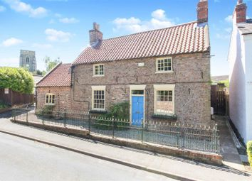 Thumbnail 3 bed detached house for sale in Main Street, Cherry Burton, Beverley
