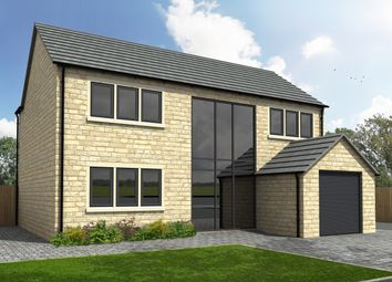 Thumbnail 4 bed detached house for sale in Doncaster Road, Thrybergh, Rotherham, South Yorkshire