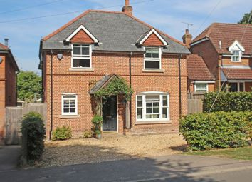 Thumbnail 3 bed detached house for sale in New Road, Timsbury, Romsey