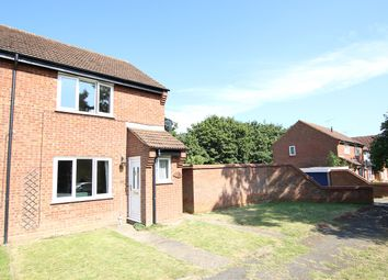 Thumbnail 2 bed end terrace house for sale in Firtree Rise, Ipswich, Suffolk