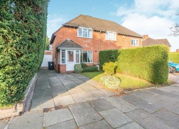 Thumbnail 3 bed semi-detached house for sale in Hay Green Lane, Bournville, Birmingham, West Midlands