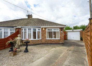 Thumbnail 2 bed bungalow for sale in Badger Paddock, Huntington, York