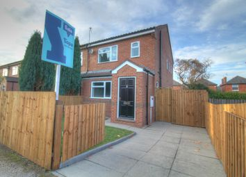 Thumbnail 3 bed semi-detached house for sale in Gabrielle Close, Bulwell, Nottingham