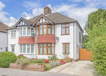 Thumbnail 3 bed semi-detached house for sale in Links View Road, Croydon
