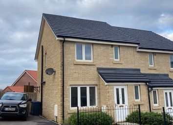 Thumbnail 3 bed semi-detached house to rent in Ramsay Road, Calne