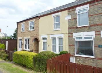 Thumbnail 2 bed terraced house to rent in Broadway, Yaxley, Peterborough, Cambridgeshire.