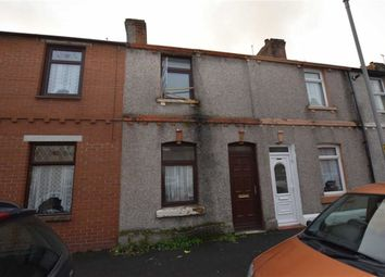 Thumbnail 2 bedroom terraced house for sale in Rawlinson Street, Barrow-In-Furness, Cumbria