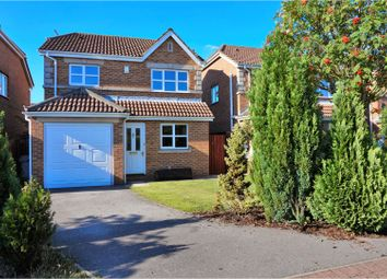 Thumbnail 3 bedroom detached house for sale in Raleigh Drive, Hull