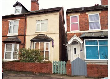 Thumbnail 3 bed end terrace house for sale in Speedwell Road, Birmingham
