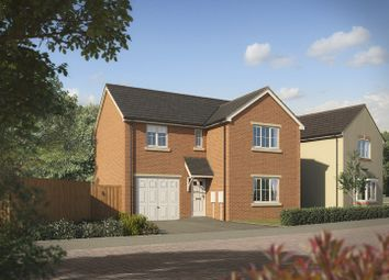"Thumbnail 4 bed detached house for sale in ""The Manorbier"" at Abergavenny Road, Gilwern, Abergavenny"