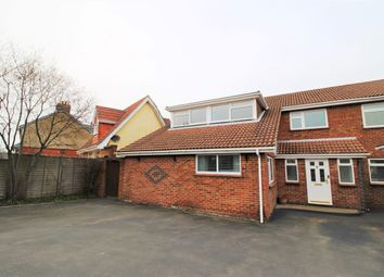 Thumbnail 1 bed semi-detached house to rent in Botley Road, Park Gate, Southampton