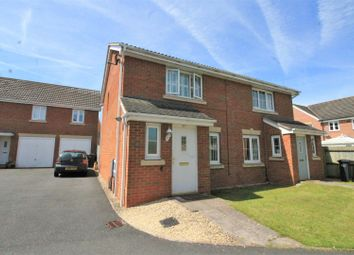 Thumbnail 2 bed semi-detached house for sale in Smithy Court, Hereford
