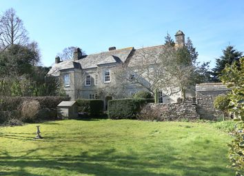 Thumbnail 6 bed farmhouse for sale in Horn Lane, Plymstock, Plymouth