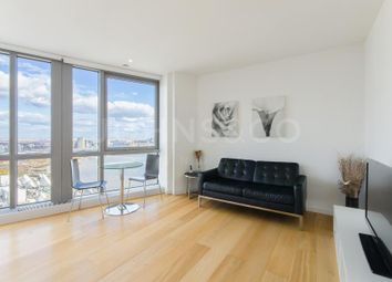 Thumbnail 1 bedroom flat for sale in Ontario Tower, Fairmont Avenue, London