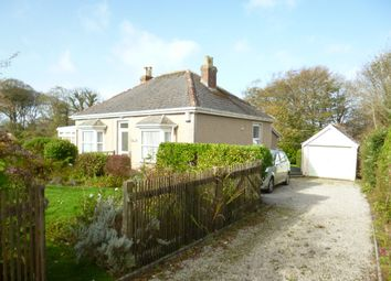 Thumbnail 3 bedroom detached bungalow for sale in St. Hilary, Penzance