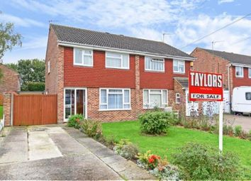 Thumbnail 3 bed semi-detached house for sale in Lower Close, Aylesbury, Bucks, England