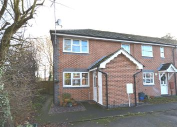 Thumbnail 1 bed end terrace house for sale in Lower Canes, Yateley, Hampshire