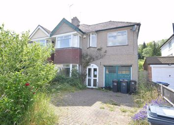 Thumbnail 3 bed detached house for sale in Chaldon Way, Coulsdon, Surrey