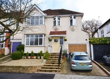 Thumbnail 4 bed detached house for sale in Fitzjohn Avenue, Barnet