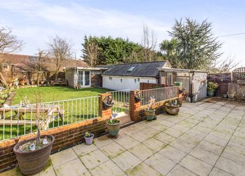 Thumbnail 3 bed detached bungalow for sale in Hulbert Road, Bedhampton, Havant