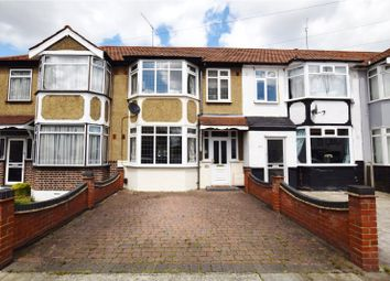 Thumbnail 3 bed terraced house for sale in Belgrave Avenue, Gidea Park