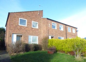Thumbnail 2 bed end terrace house to rent in Holmehall Crescent, Chesterfield, Derbyshire