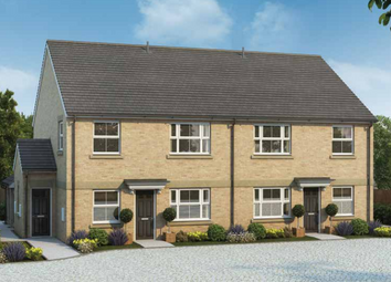 Thumbnail 2 bedroom semi-detached house for sale in Lancaster Mews, Water Lane, York, North Yorkshire