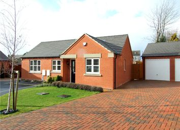 Thumbnail 3 bed detached bungalow for sale in Tomlinson Close, Newton, Alfreton