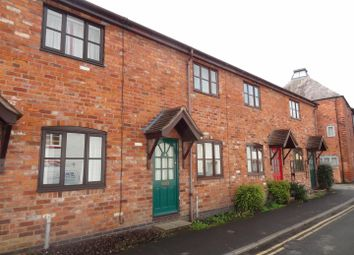 Thumbnail 2 bedroom terraced house to rent in Noble Street, Wem, Shrewsbury
