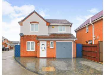 3 bed detached house for sale in Luneburg Place, Scunthorpe DN15