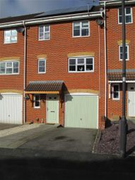 Thumbnail 3 bed town house for sale in Waggoner Close, Swindon
