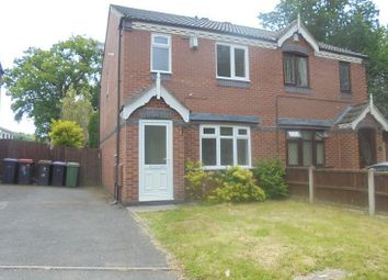 Thumbnail 3 bedroom semi-detached house for sale in Delamere Close, Telford