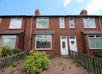 Thumbnail 3 bed terraced house for sale in Burn Avenue, Forest Hall