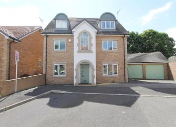 Thumbnail 6 bed detached house for sale in Booker Close, Inkersall, Chesterfield
